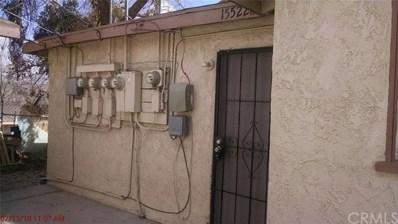 15522 3rd Street, Victorville, CA 92395 - MLS#: IV18045541