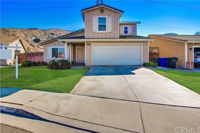 16445 Trelaney Road, Fontana, CA 92337 - MLS#: IV18047551