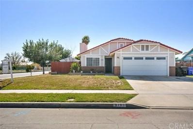 9790 Linden Avenue, Bloomington, CA 92316 - MLS#: IV18047884