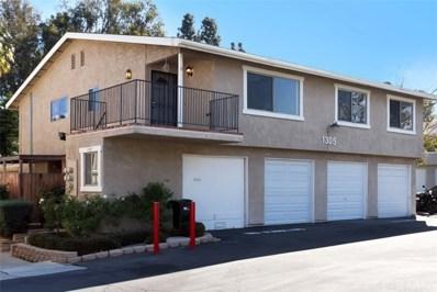 1305 Via Santiago UNIT D, Corona, CA 92882 - MLS#: IV18047984