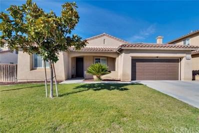 2867 Violet Drive, San Jacinto, CA 92582 - MLS#: IV18049145