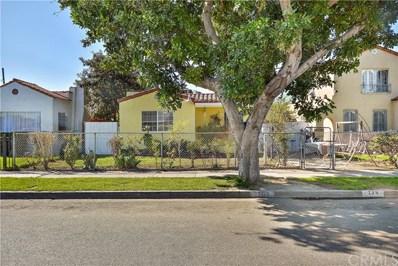 704 W School Street, Compton, CA 90220 - MLS#: IV18050394
