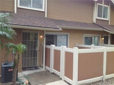 1460 Kendall Drive UNIT 38, San Bernardino, CA 92407 - MLS#: IV18052744