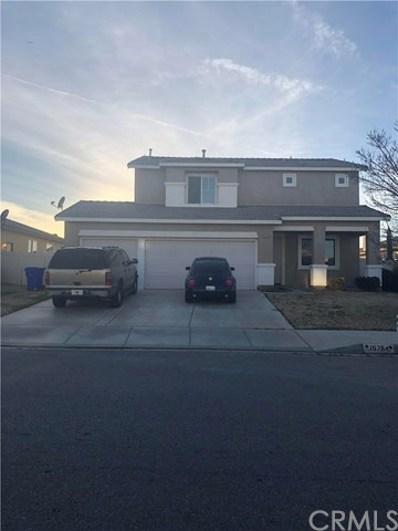 15754 Desert Rock Street, Victorville, CA 92301 - MLS#: IV18052947