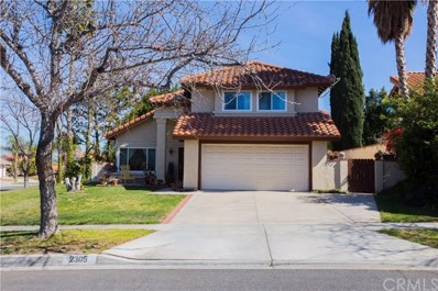 2305 Centennial Way, Corona, CA 92882 - MLS#: IV18053035