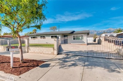 8186 Salina Street, Rancho Cucamonga, CA 91730 - MLS#: IV18053392