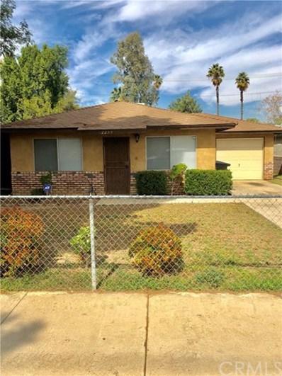 2259 12th Street, Riverside, CA 92507 - MLS#: IV18054484