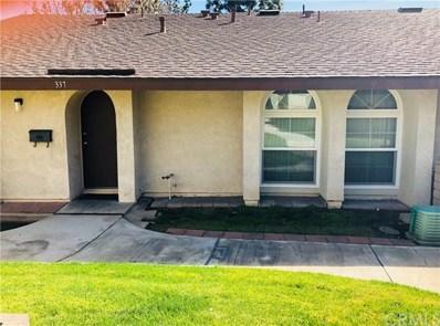 337 Spencer Avenue, Upland, CA 91786 - MLS#: IV18054628