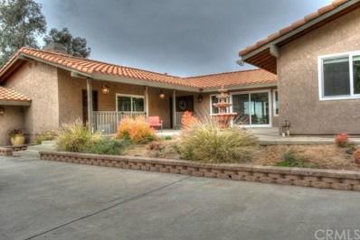15301 Via Barranca, Lake Mathews, CA 92570 - MLS#: IV18055019
