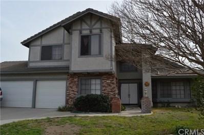 1737 Via Verde Drive, Rialto, CA 92377 - MLS#: IV18055321