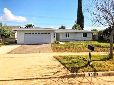 5161 Challen Avenue, Riverside, CA 92503 - MLS#: IV18058598
