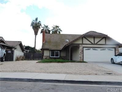 13214 Sunbird Drive, Moreno Valley, CA 92553 - MLS#: IV18058713