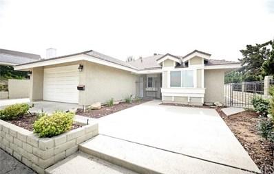 1551 Avenida Entrada, San Dimas, CA 91773 - MLS#: IV18059679