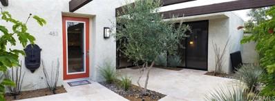 483 N Calle Rolph, Palm Springs, CA 92262 - MLS#: IV18062640