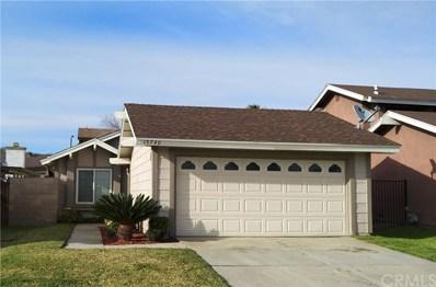 15740 Paine Street UNIT 17, Fontana, CA 92336 - MLS#: IV18063101
