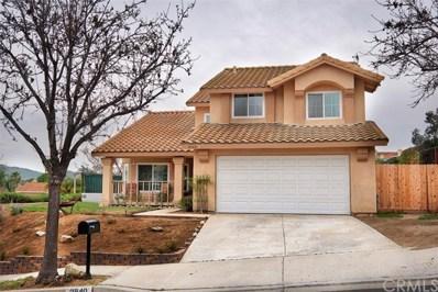 2840 La Cima Road, Corona, CA 92879 - MLS#: IV18064995