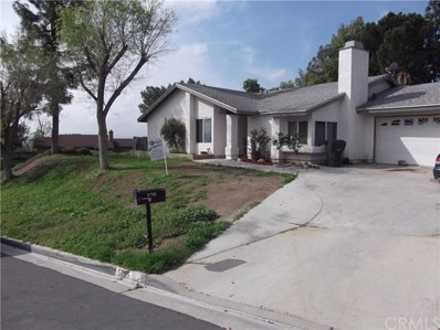 5855 Vista Del Cabellero, Riverside, CA 92509 - MLS#: IV18066773