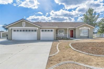 13121 Mozart Way, Moreno Valley, CA 92555 - MLS#: IV18067007