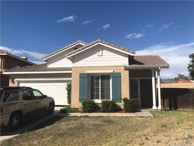 1835 Browning Court, San Jacinto, CA 92583 - MLS#: IV18068402