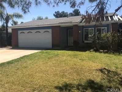 24385 Bostwick Drive, Moreno Valley, CA 92553 - MLS#: IV18071825