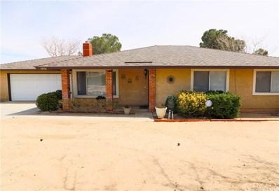 39156 164th Street E, Palmdale, CA 93591 - MLS#: IV18071860
