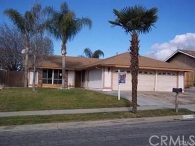 13771 Ramsdell Drive, Moreno Valley, CA 92553 - MLS#: IV18073641