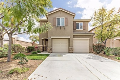 12954 Cobblestone Lane, Moreno Valley, CA 92555 - MLS#: IV18073824