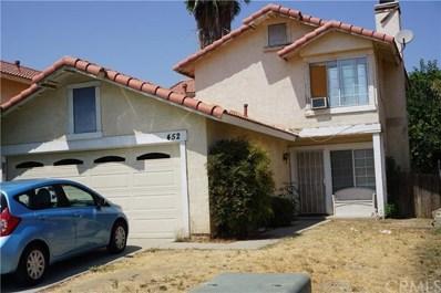 452 Feliz Street, Perris, CA 92571 - MLS#: IV18075675