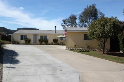 24481 Woodshed Way, Wildomar, CA 92595 - MLS#: IV18076255