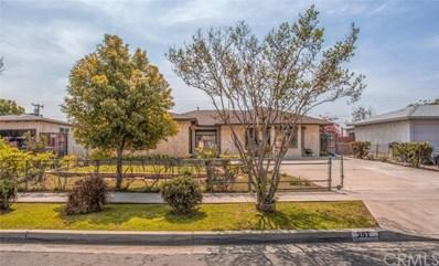 397 W Woodcrest Street, Rialto, CA 92376 - MLS#: IV18076462
