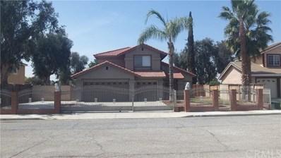 15489 Herne Court, Moreno Valley, CA 92551 - MLS#: IV18076851