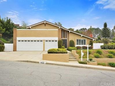 16152 Castile Drive, Whittier, CA 90603 - MLS#: IV18078257