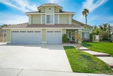 6793 Ridgeside Drive, Riverside, CA 92506 - MLS#: IV18080542