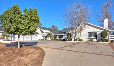 14910 Sunrise Hill Road, Riverside, CA 92508 - MLS#: IV18081079
