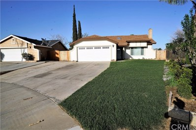 14654 Rosemary Avenue, Moreno Valley, CA 92553 - MLS#: IV18081453