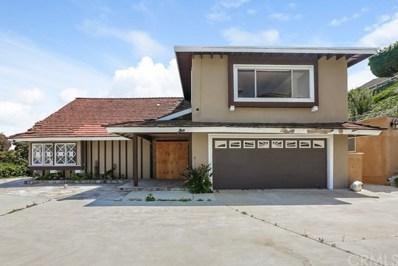 26626 Honey Creek Road, Rancho Palos Verdes, CA 90275 - MLS#: IV18084967
