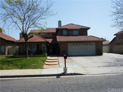 13870 Calada Drive, Moreno Valley, CA 92553 - MLS#: IV18086605