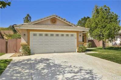 8621 Merrick Street, Riverside, CA 92508 - MLS#: IV18086683