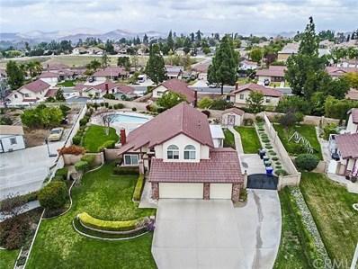 1279 Tolkien Road, Riverside, CA 92506 - MLS#: IV18088311