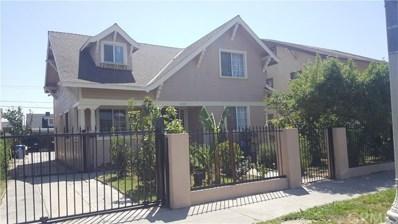 1070 W 39th Place, Los Angeles, CA 90037 - MLS#: IV18089344