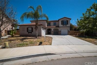 31088 Desert View Court, Menifee, CA 92584 - MLS#: IV18090055