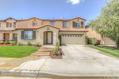 29745 Peacock Mountain Drive, Menifee, CA 92584 - MLS#: IV18090081