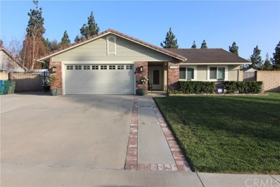 6875 Rycroft Drive, Riverside, CA 92506 - MLS#: IV18092566