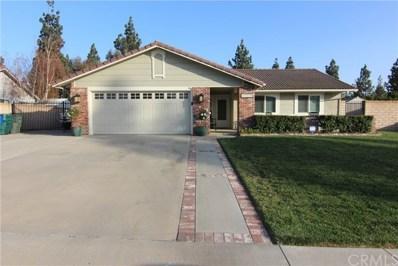 6875 Rycroft Drive, Riverside, CA 92506 - MLS#: IV18092566