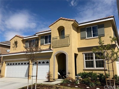 26820 Sugarite Canyon Drive, Moreno Valley, CA 92555 - MLS#: IV18092913