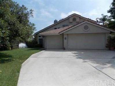 2962 Oakbrook Drive, Riverside, CA 92503 - MLS#: IV18093668