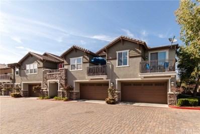 10375 Church Street UNIT 85, Rancho Cucamonga, CA 91730 - MLS#: IV18094493