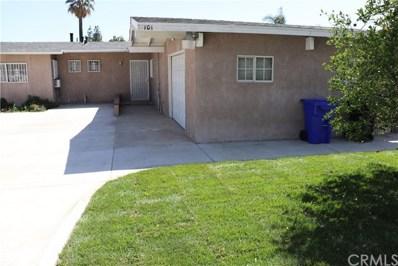 101 W Alru Street, Rialto, CA 92376 - MLS#: IV18094680
