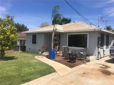 137 Hastings Street, Redlands, CA 92373 - MLS#: IV18094844