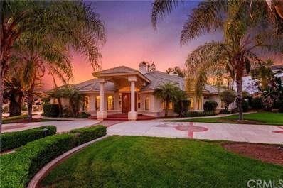 16725 Blocker Drive, Riverside, CA 92504 - MLS#: IV18095585